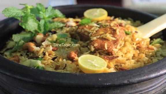 Easy Fish Biriyani Recipe – മീൻ ബിരിയാണി - Homemade Fish Dum Biriyani