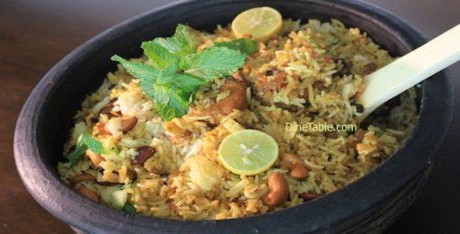 Easy Fish Biriyani Recipe – മീൻ ബിരിയാണി - Delicious Fish Dum Biriyani
