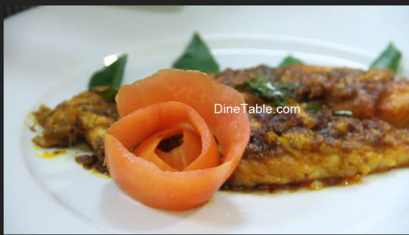 Easy Fish Tawa Fry Recipe - Kerala Fish Recipe