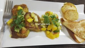 Grilled Fish with Mango Salsa Recipe - Tasty & Healthy Mexican Recipe