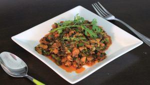 Palak Chicken Recipe - Healthy Diet Recipe - Easy Chicken Recipe