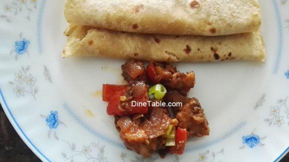 Pepper Chicken Recipe - Spicy Chicken Recipe - Tasty Recipe