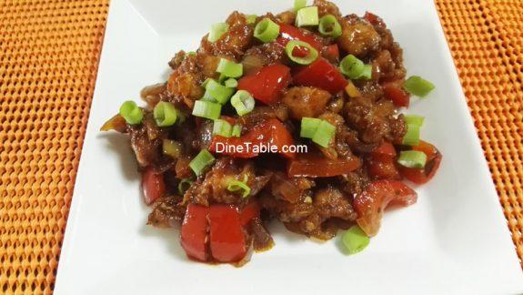 Pepper Chicken Recipe - Spicy Chicken Recipe - Quick & Easy Recipe