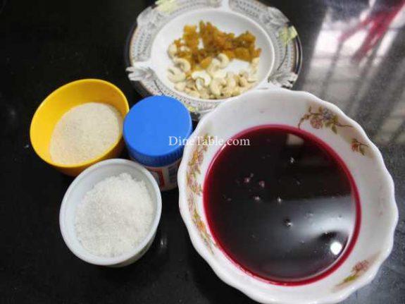 Beetroot Rava Kesari Recipe - Easy Sweet