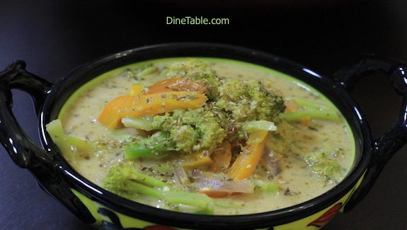Broccoli Stew Recipe