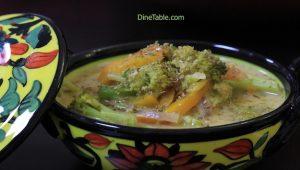 Broccoli Stew Recipe