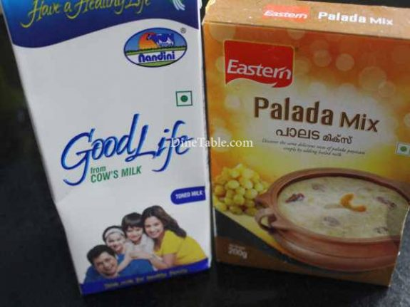 Eastern Palada Payasam Recipe - Simple Payasam