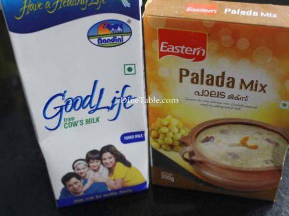 Eastern Palada Payasam Recipe - Simple Payasam