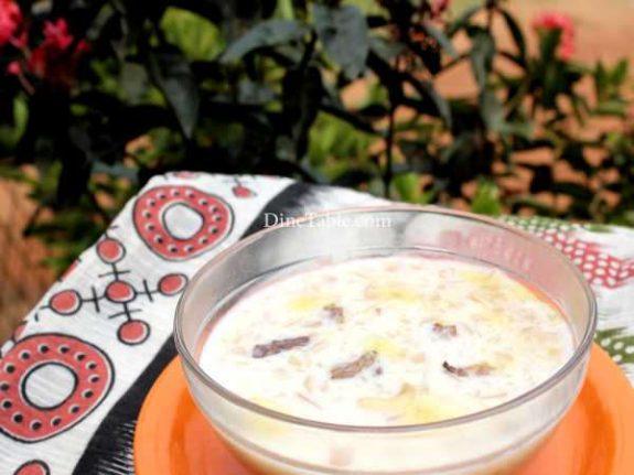 Eastern Palada Payasam Recipe - Tasty Payasam