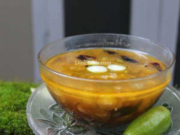 Irumban Puli Rasam Recipe - Kerala Rasam