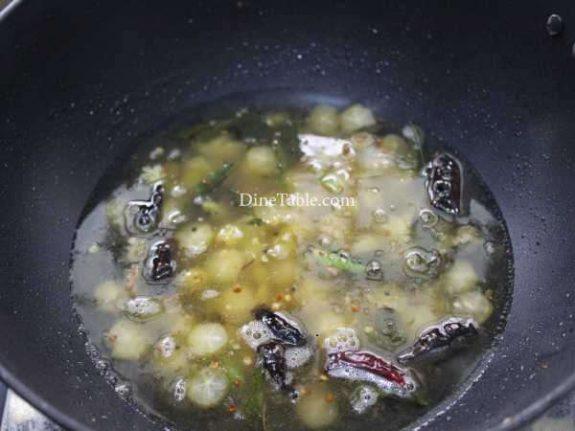 Irumban Puli Rasam Recipe - Spicy Rasam
