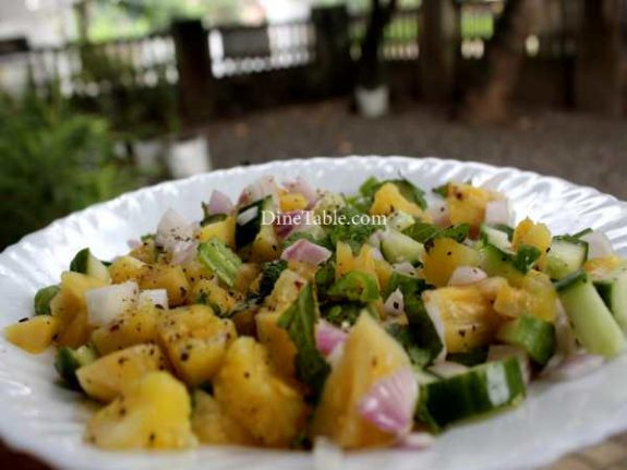 Pineapple Salsa Recipe - Healthy Salsa