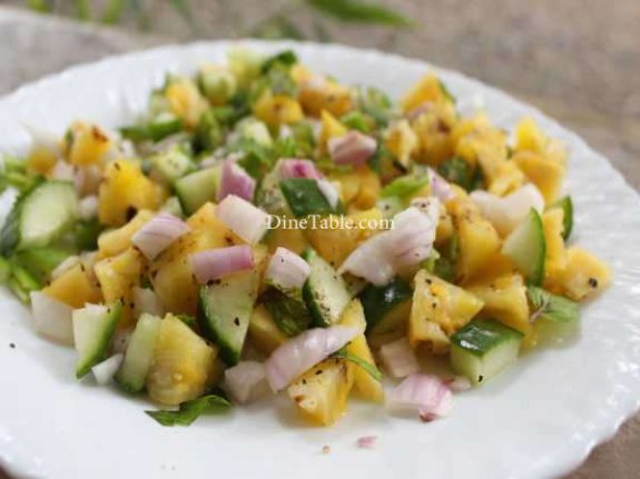 Pineapple Salsa Recipe - Easy Salsa