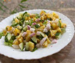 Pineapple Salsa Recipe - Quick Salsa
