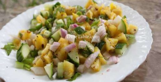 Pineapple Salsa Recipe - Quick Salsa