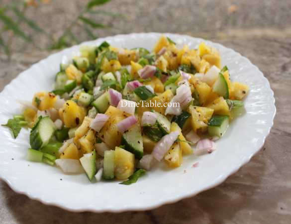 Kerala recipes with photos dinetable indian kerala food pineapple salsa recipe healthy and delicious salsa forumfinder