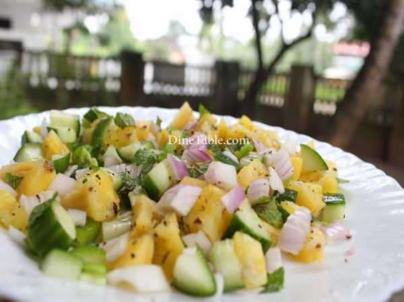 Pineapple Salsa Recipe - Yummy Salsa