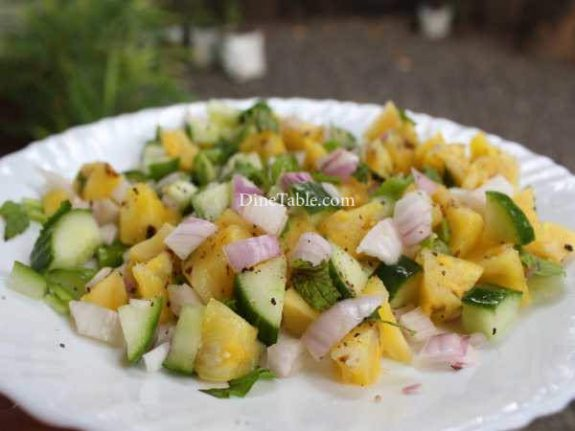 Pineapple Salsa Recipe - Simple Salsa