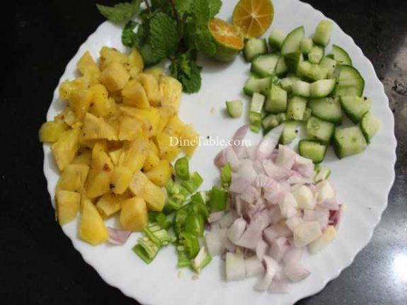 Pineapple Salsa Recipe - Delicious Salsa