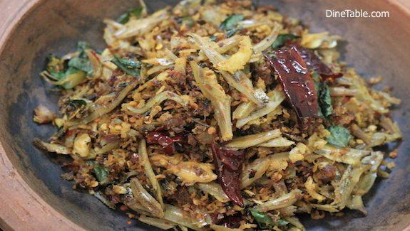 nakkameen Chikkiyathu (No Oil Recipe) - Easy Dish
