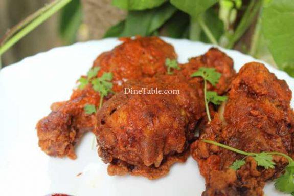 Chicken Leg Fry Recipe - Yummy Fry