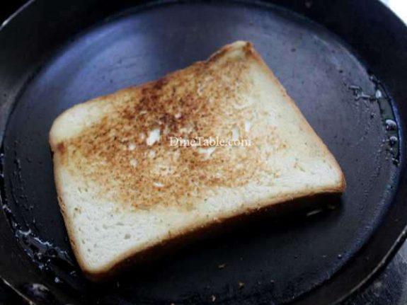 Chilly Bread Recipe - Tasty Bread