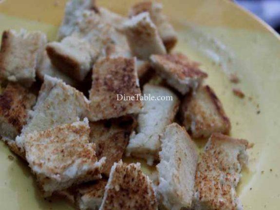 Chilly Bread Recipe - Delicious Bread