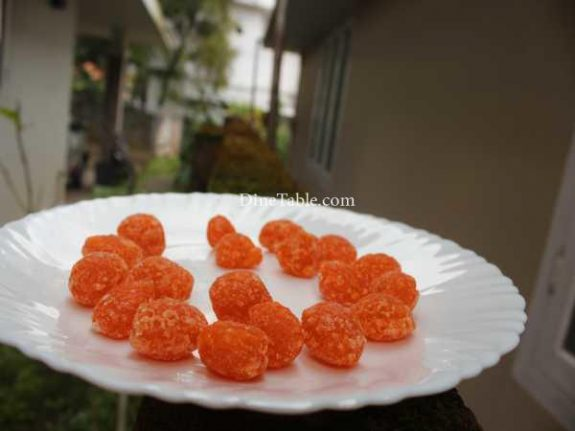 Thaen Mittai Recipe - Simple Candy