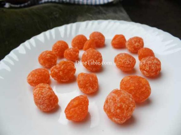 Thaen Mittai Recipe - Tasty Candy