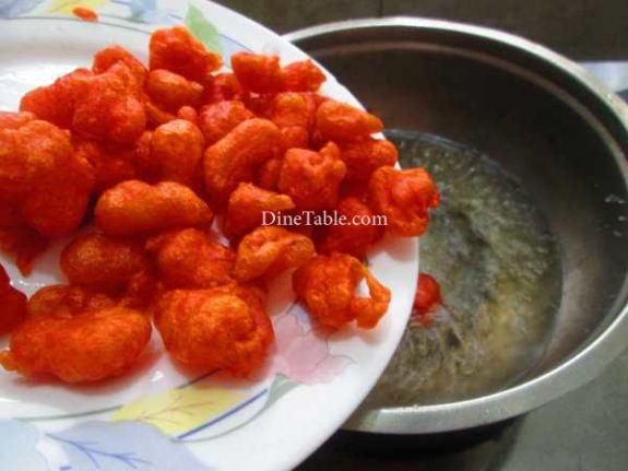Thaen Mittai Recipe - Homemade Candy