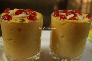 Banana Custard Recipe