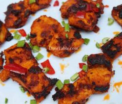 Peri Peri Chicken Recipe - Quick Dish