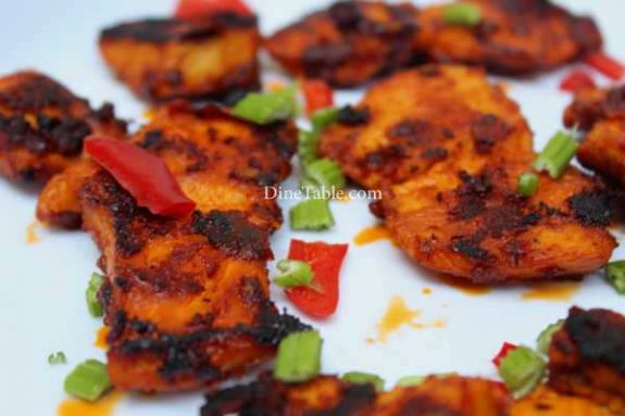 Peri Peri Chicken Recipe - Tasty Dish