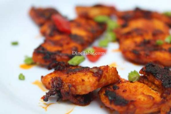 Peri Peri Chicken Recipe - Healthy Dish