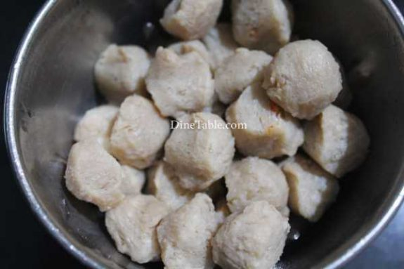 Soya Chunks Fry Recipe - Nutritious Snack