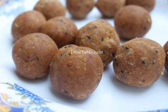 Chakkakuru Unda Recipe - Variety Dish