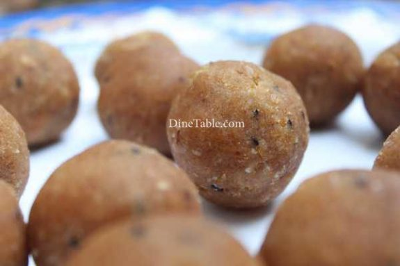 Chakkakuru Unda Recipe - Homemade Dish