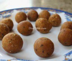 Chakkakuru Unda Recipe - Sweet Dish