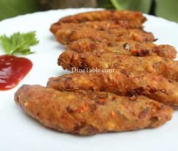 Chicken and Vegetable Fingers Recipe - Variety Snack
