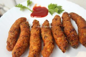 Chicken and Vegetable Fingers