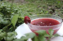 Strawberry Pudding Recipe - Pudding Dish