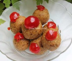 Dates & Oats Ladoo Recipe - Healthy Dish