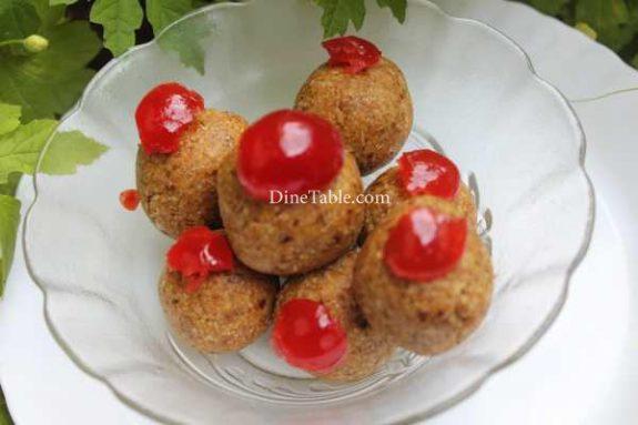 Dates & Oats Ladoo Recipe - Healthy Dish