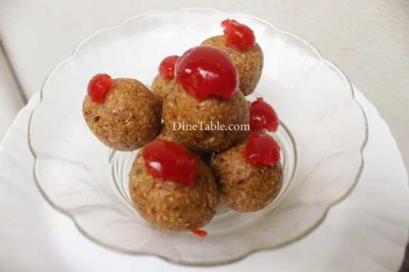 Dates & Oats Ladoo Recipe - Easy Dish