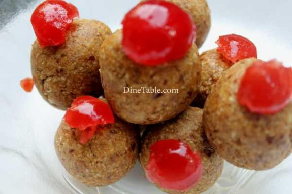 Dates & Oats Ladoo Recipe - Snack Dish