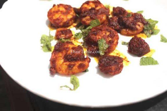 Goan Prawn Fry Recipe - Quick Dish