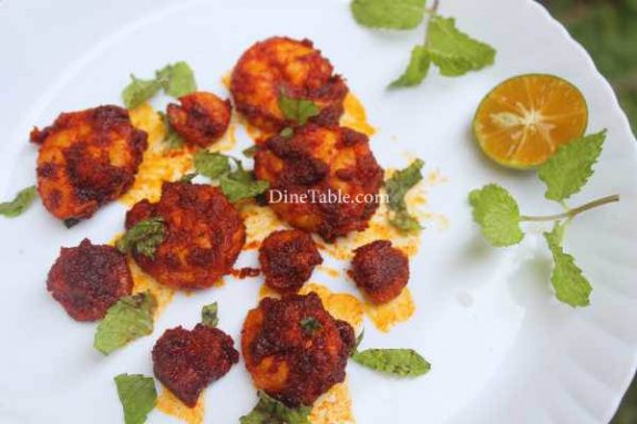 Goan Prawn Fry Recipe - Tasty Dish
