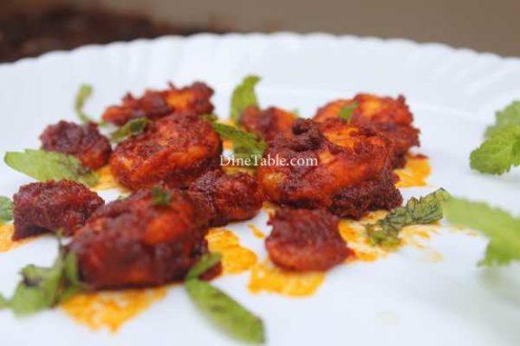Goan Prawn Fry Recipe - Easy Dish