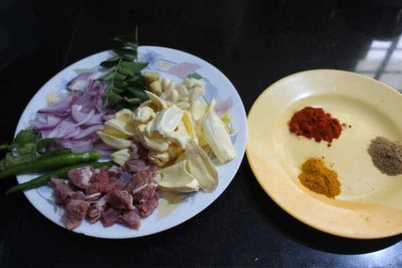 Jack Fruit Beef Mix Recipe - Tasty Dish