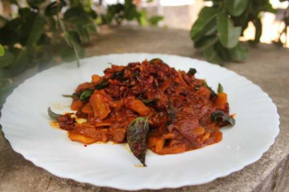 Jack Fruit Beef Mix Recipe - Quick Dish